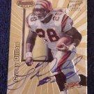 1998 Bowman's Best Autographs #3B Corey Dillon - Cincinnati Bengals AUTO