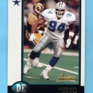 1998 Bowman Football #201 Michael Myers RC - Dallas Cowboys