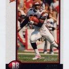 1998 Bowman Football #062 Corey Dillon - Cincinnati Bengals