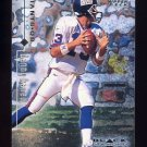 1998 Black Diamond Rookies Football #055 Danny Kanell - New York Giants