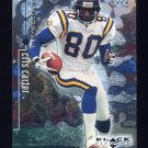 1998 Black Diamond Rookies Football #047 Cris Carter - Minnesota Vikings