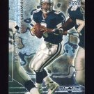 1998 Black Diamond Rookies Football #022 Troy Aikman - Dallas Cowboys