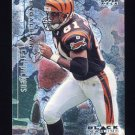 1998 Black Diamond Rookies Football #021 Carl Pickens - Cincinnati Bengals