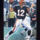 1998 Black Diamond Rookies Football #020 Neil O'Donnell - Cincinnati Bengals