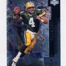 1998 Black Diamond Football #149 Brett Favre - Green Bay Packers