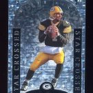 1997 Upper Deck Football Star Crossed #SC21 Brett Favre - Green Bay Packers