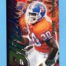 1997 Ultra Blitzkrieg #12 Terrell Davis - Denver Broncos