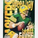 1997 Skybox Impact Boss #10 Brett Favre - Green Bay Packers