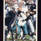 1997 Pacific Philadelphia Football #173 Dan Marino - Miami Dolphins