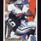 1997 Pacific Philadelphia Football #105 Herman Moore - Detroit Lions
