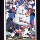 1997 Pacific Philadelphia Football #093 John Elway - Denver Broncos