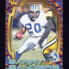 1997 Pacific Dynagon Best Kept Secrets #061 Barry Sanders - Detroit Lions