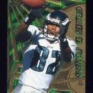 1997 Pacific Dynagon Football #112 Chris T. Jones - Philadelphia Eagles