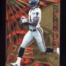 1997 Pacific Dynagon Football #008 Terance Mathis - Atlanta Falcons