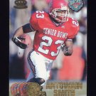 1997 Pacific Football #445 Antowain Smith RC - Buffalo Bills