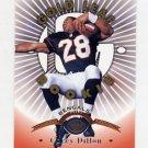 1997 Leaf Football #164 Corey Dillon RC - Cincinnati Bengals