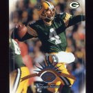 1997 Leaf Football #002 Brett Favre - Green Bay Packers