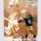 1999 Topps Gold Label Race To Gold #R01 Brett Favre - Green Bay Packers