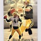 1999 Topps Gold Label Class 2 Football #010 Brett Favre - Green Bay Packers