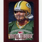 1997 Donruss Preferred Football #124 Brett Favre - Green Bay Packers NM-M