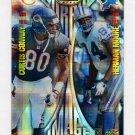 1997 Bowman's Best Mirror Images Atomic Refractors #MI8 Tim Brown - Oakland Raiders