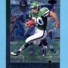 1997 Black Diamond Football #087 Wayne Chrebet - New York Jets