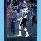 1997 Black Diamond Football #057 Michael Jackson - Baltimore Ravens