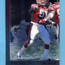 1997 Black Diamond Football #014 Bryant Young - San Francisco 49ers