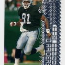 1996 Topps Laser Football #020 Tim Brown - Oakland Raiders