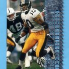 1996 Topps Laser Football #010 Kordell Stewart - Pittsburgh Steelers