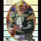 1996 Summit Silver Foil #063 Brett Favre - Green Bay Packers