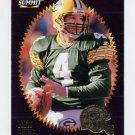 1996 Summit Football #063 Brett Favre - Green Bay Packers NM-M