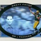 1996 SPx Football #17 Brett Favre - Green Bay Packers