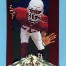 1996 Pinnacle Foil #181 Simeon Rice RC - Arizona Cardinals