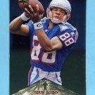 1996 Pinnacle Foil #153 Terry Glenn RC - New England Patriots