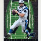 1996 Pinnacle Double Disguise #11 Kerry Collins / Brett Favre
