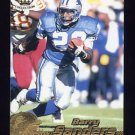 1996 Pacific Football #140 Barry Sanders - Detroit Lions