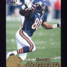 1996 Pacific Football #079 Curtis Conway - Chicago Bears