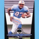 1996 Leaf Gold Leaf Rookies #09 Eddie George RC - Houston Oilers