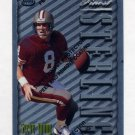 1996 Finest Football #S320 Steve Young - San Francisco 49ers