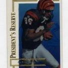 1996 CE President's Reserve Football #232 Darnay Scott - Cincinnati Bengals