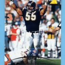 1995 Pinnacle Football #066 Junior Seau - San Diego Chargers