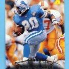 1995 Pinnacle Football #039 Barry Sanders - Detroit Lions