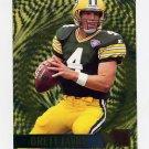 1995 Metal Gold Blasters #06 Brett Favre - Green Bay Packers