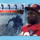 1995 Metal Platinum Portraits #06 Jerry Rice - San Francisco 49ers