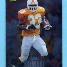 1995 Classic NFL Rookies Silver #019 James O. Stewart RC - Jacksonville Jaguars