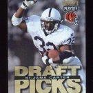 1995 Absolute Football #181 Ki-Jana Carter RC - Cincinnati Bengals