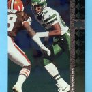 1994 SP Football #048 Rob Moore - New York Jets