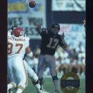 1994 Playoff Football #210 John Friesz - Washington Redskins