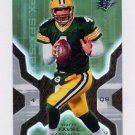 2007 SPx Football #037 Brett Favre - Green Bay Packers